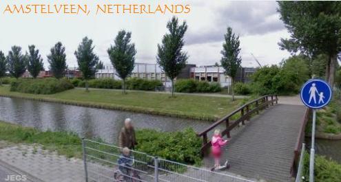 オランダの勤務先