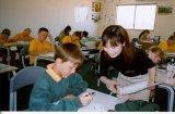 カナダの日本語授業クラス
