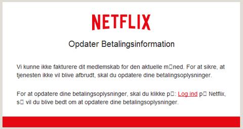 フィッシングメールが流行?今度は「Netflix」に登録していないのにアカウント停止とか!