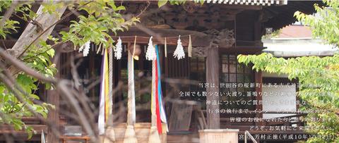 あけましておめでとうございます! インターネットで参拝できる世田谷の神社を紹介しますので、初詣まだの方はどうぞ!