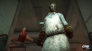 突然、血だらけの隣の奥さん