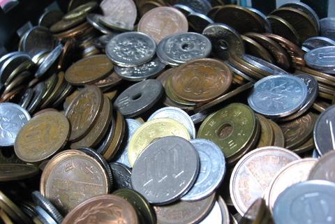 【復讐】100円玉をコロンと床に落とさ