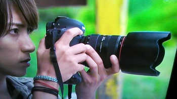 カメラオタクの兄の