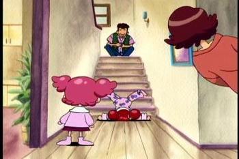 【最悪】階段から突き落と