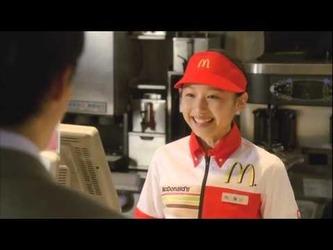 マクドナルドで注文