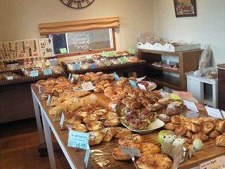 売り物のパン