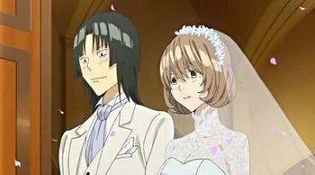 遠方の結婚式