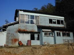 廃屋級の独身寮