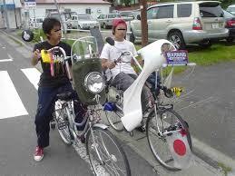 自転車マナーを