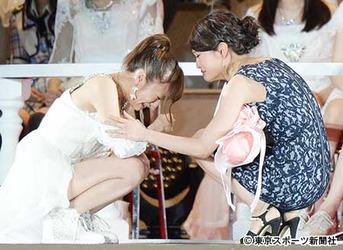 結婚式場のバイトの女の子