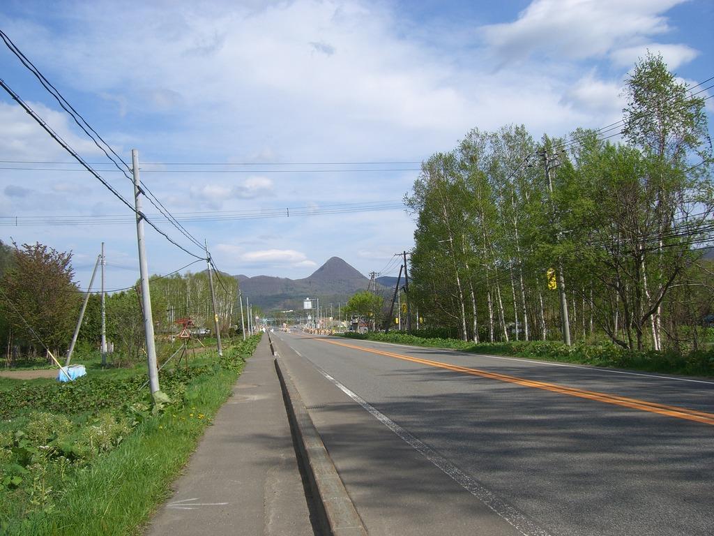 23定山渓から札幌市街地へ2