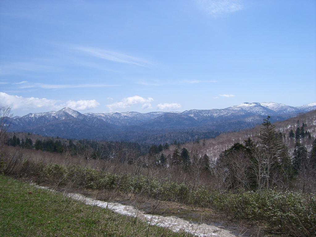 11中山峠の展望