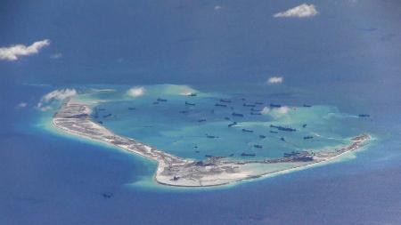 中国、地対空ミサイル施設建造か
