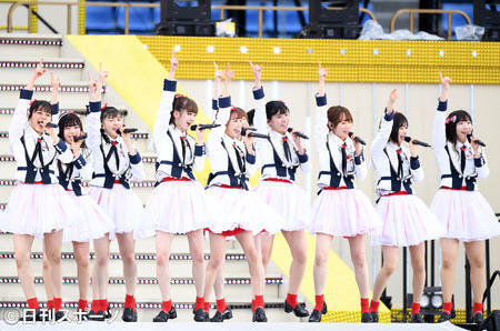 【NGT48】「TIF」出演決定!騒動後外部イベント初出演 7カ月ぶりパフォーマンス