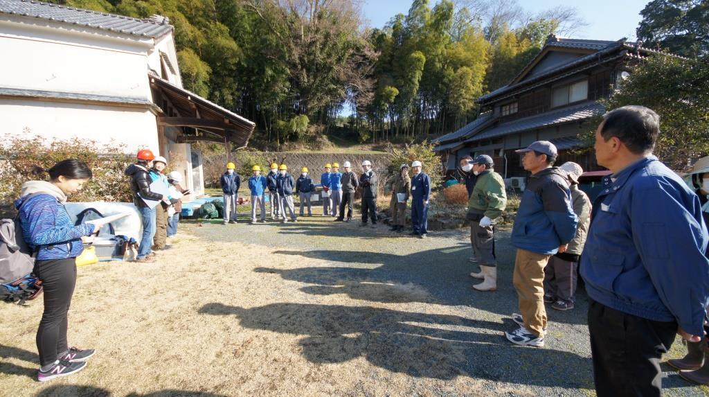 益城の歴史遺産を守る会DSC04627