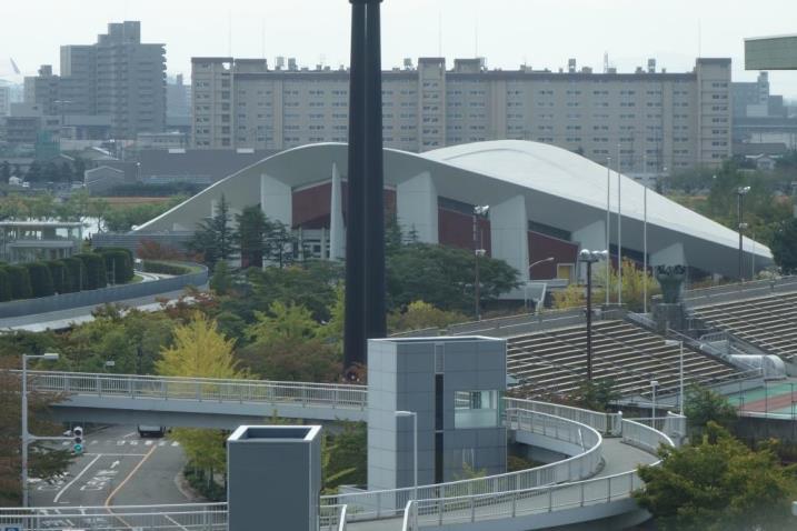 Docomomo選定建物 新潟市体育館SDSC04697