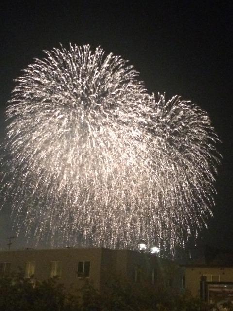 【0922】花火の写真