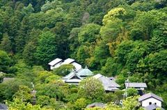 130523東慶寺遠望