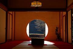 170112明月院丸窓