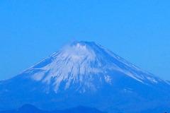 180103稲村ガ崎富士山