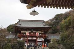 120103鶴岡八幡宮