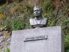 091121長勝寺赤木圭一郎の碑