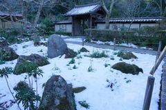 130118瑞泉寺雪