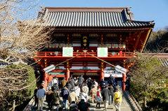090103鶴岡八幡宮