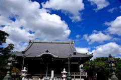 160731本覚寺夏雲