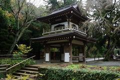 151109浄智寺鐘楼門