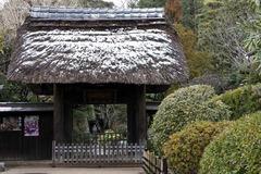 110212常楽寺残雪