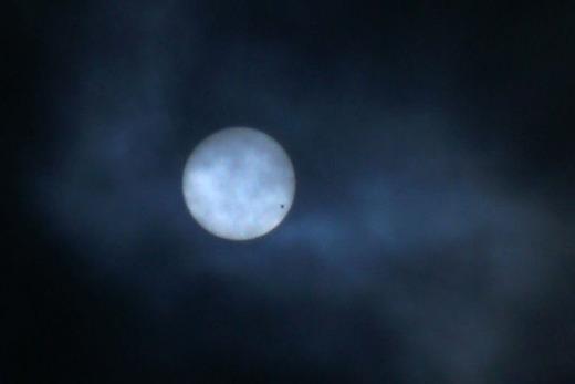 120606金星日面通過