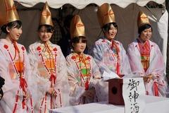 130110本覚寺十日えびす1
