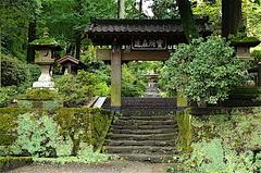 151109浄智寺山門