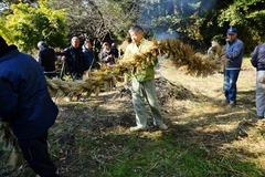 130108白山神社大注連縄祭3