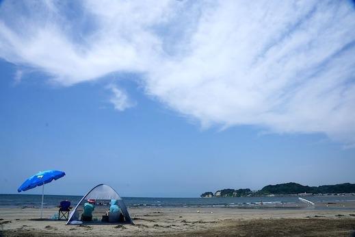 140729材木座海岸