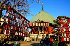 171224本覚寺正月準備