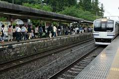 090628北鎌倉駅