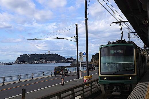 201026江ノ島と江ノ電