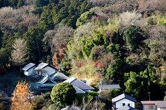 081221東慶寺遠望