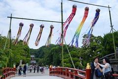 170629鶴岡八幡宮七夕祭り1