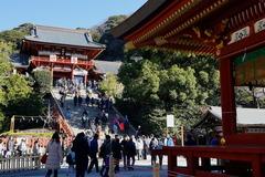 160104鶴岡八幡宮2