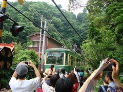 150614御霊神社江ノ電