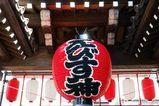 051224本覚寺提灯
