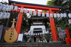 151227江の島神社