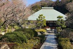 160128浄妙寺本堂