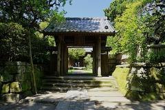150503寿福寺山門