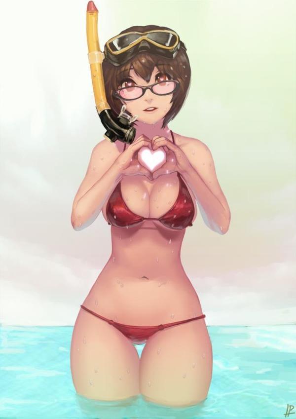 微エロメガネ美少女画像_006