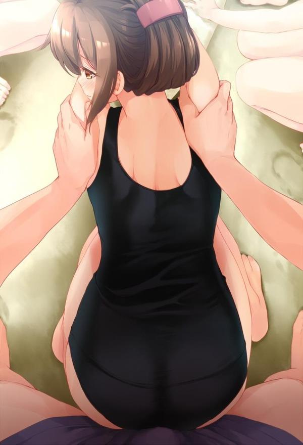 【二次】スク水【微エロ】-01