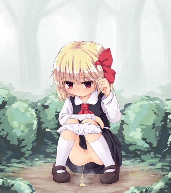 【二次】野外放尿【エロ】-005